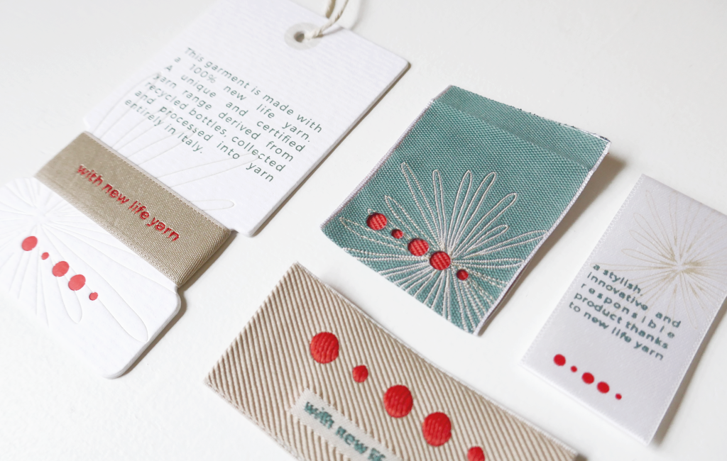 Fashion Labels and Hangtags for EE-Labels.