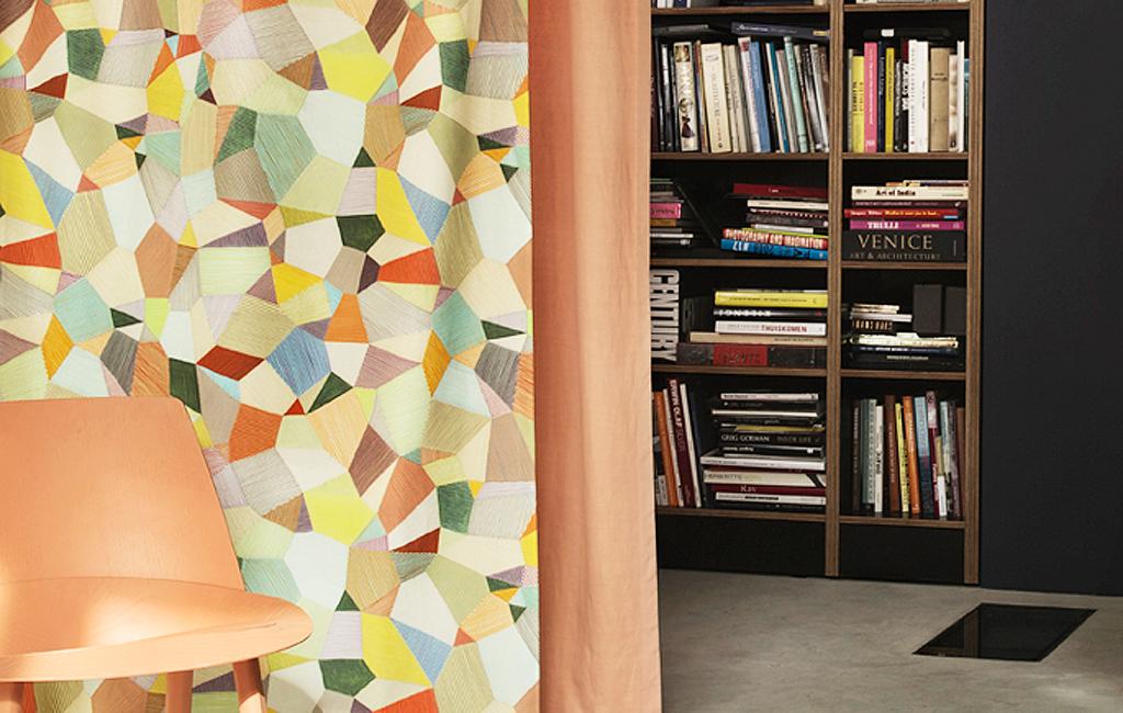 Textile Print Design for Christian Fischbacher