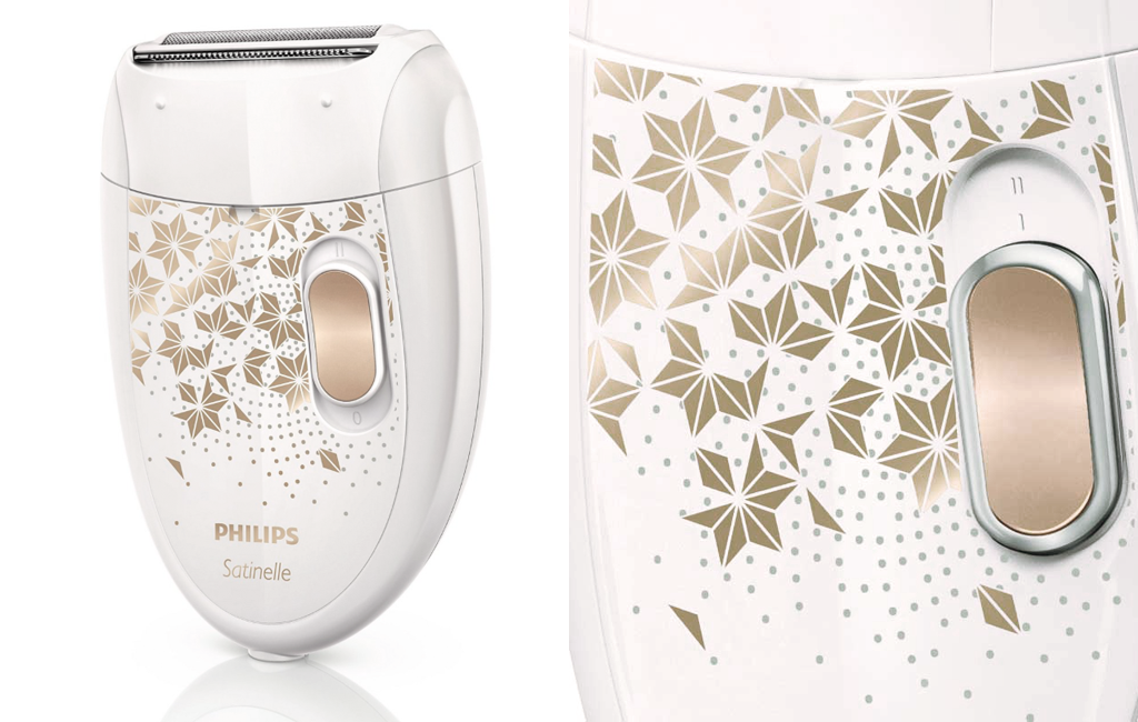 Surface Pattern Design for Philips