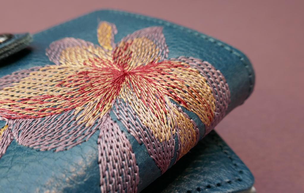 Embroidery Design for Secrid