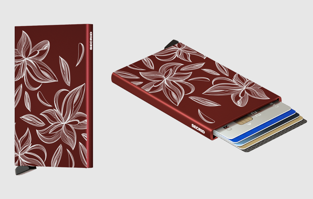 Surface Pattern Design for Secrid